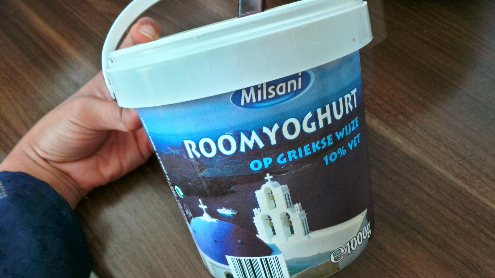 calorieën griekse yoghurt